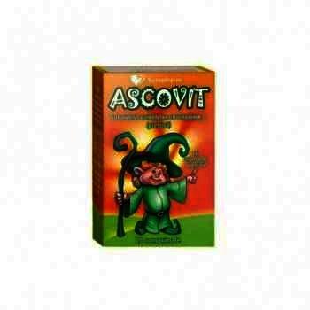 Ascovit 100 mg -cpr x 20 (Piersica) - GSK (1+1 Oferta)