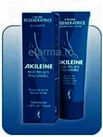 Asepta Akileine Crema Regeneratoare x 50 ml
