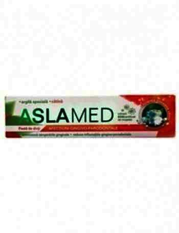 Aslamed Pasta Dinti Gingivo-Parodontale x 75ml