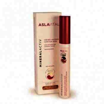 Aslavital Crema Antirid Contur Ochi 15ml