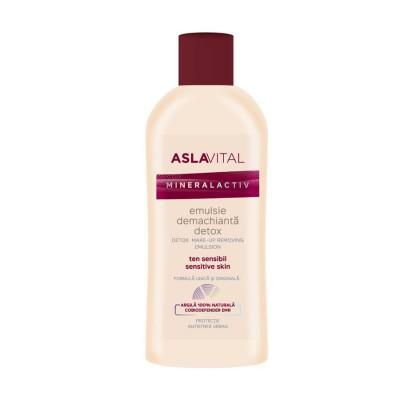 Aslavital Emulsie Demachianta Detox x 150 ml