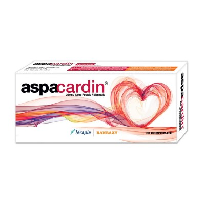 Aspacardin 39/12mg -cpr. x 30 - Terapia