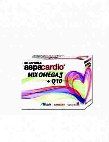 Aspacardio Omega 3 -cps x 30-Terapia