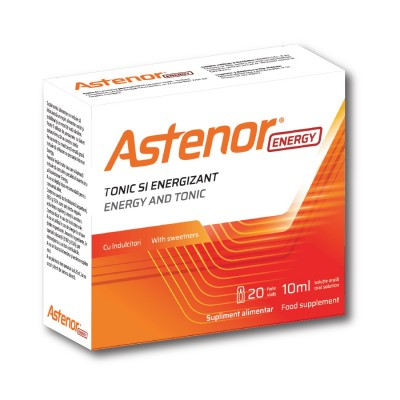 Astenor Energy 10 ml -fl x 20 - Enfarma