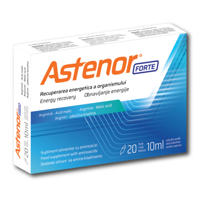 Astenor Forte 10ml - fl x 20 - Enfarma