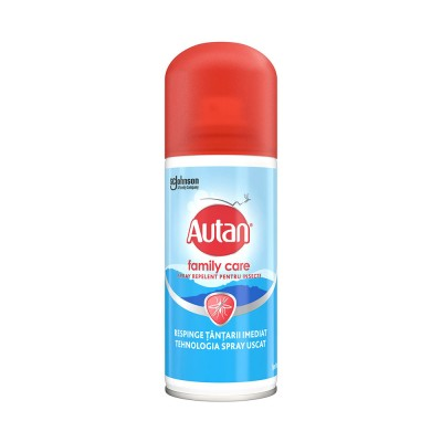 Autan Family Care Spray x 100 ml