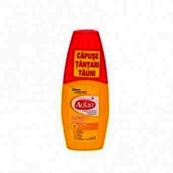 Autan Protection Plus Spray x 100 ml