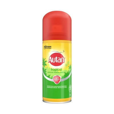 Autan Tropical Spray x 100 ml