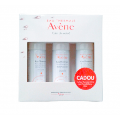 Avene Apa Termala Spray x 50ml (2+1 Oferta)