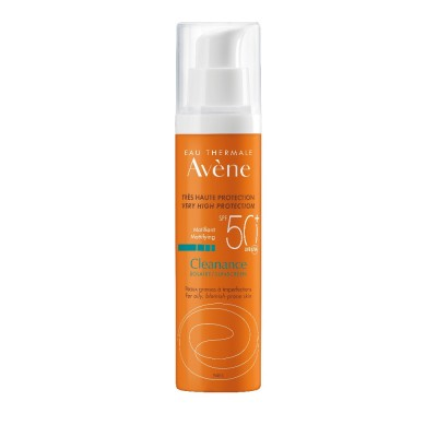 Avene Cleanance Fluid SPF50+ x 50 ml