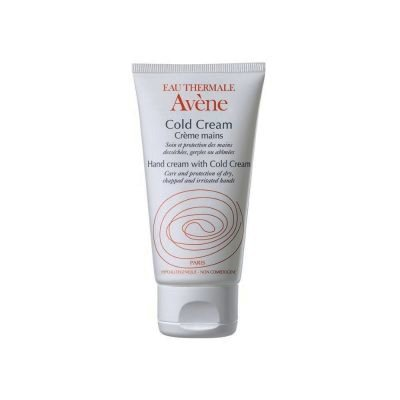 Avene Cold Cream Crema Maini x 75 ml (Oferta 1+1 40%)