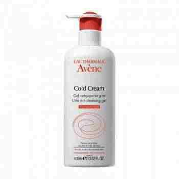 Gel de dus Avene Cold cream Avene 400 ml