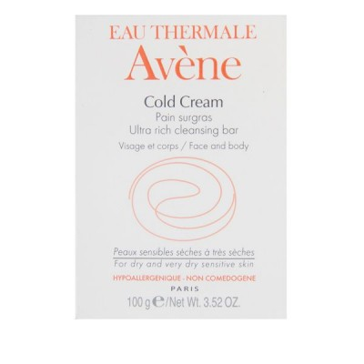 Avene Cold Cream Sapun, 100g