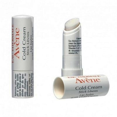 Avene Cold Cream Stick Buze x 4 g (1+1 Oferta)