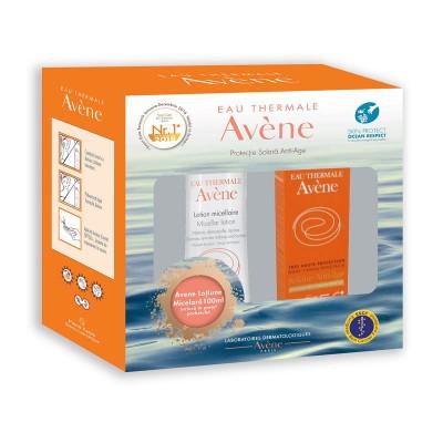 Avene Crema Anti-Age SPF 50+ x 50ml + Avene Lotiune Micelara x100ml