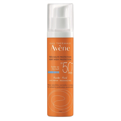 Avene Fluid SPF50+ Fara Parfum x 50ml