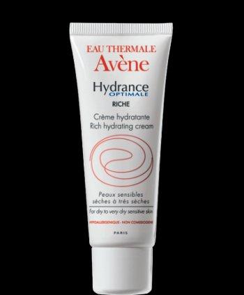 Avene Hydrance Optimale Riche x 40 ml + Apa Termala x 150 ml (Oferta XMAS)