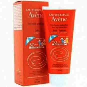 Avene Solaire Lapte Fotoprotectie Copii SPF50+ x 100 ml