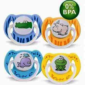 Avent Philips 172/18 Suzete 0-6 luni Design 0% BPA -buc. x 2