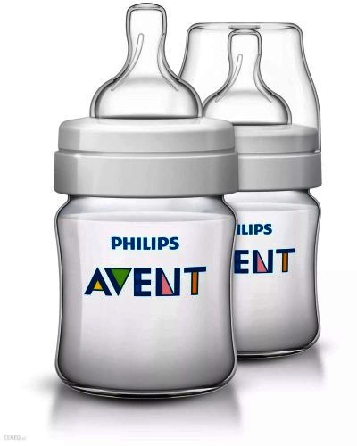 Avent Philips 560/27 Biberon PP Clasic+ x 125 ml x 2