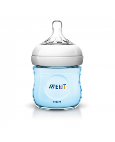 Avent Philips 692/17 Biberon Natural PP Bleu x 125 ml