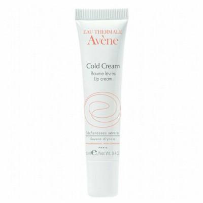 Avene Cold Cream Balsam Buze, 15 ml