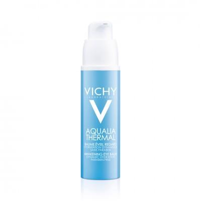 Vichy Aqualia Thermal Balsam Hidratant Hidratare Dinamica Pentru Zona Ochilor 15ml