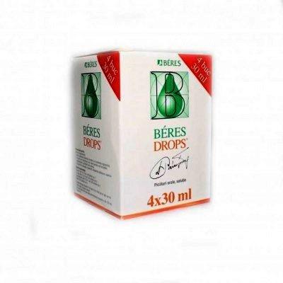 Beres Drops 30 ml -pic.orale x 4
