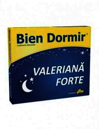 Bien Dormir + Valeriana Forte -cpr x 10 - Fiterman