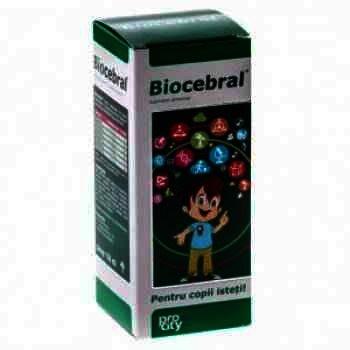 Biocebral -cps x 20 - Fiterman