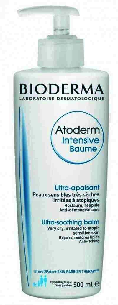 Bioderma Atoderm Intensive Crema Emolienta pt Piele Atopica x 500 ml