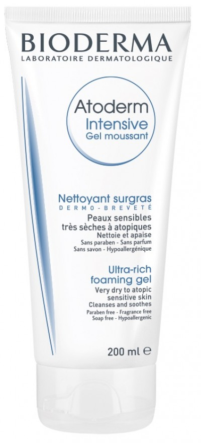 Bioderma Atoderm Intensive Gel Spumant x 200 ml