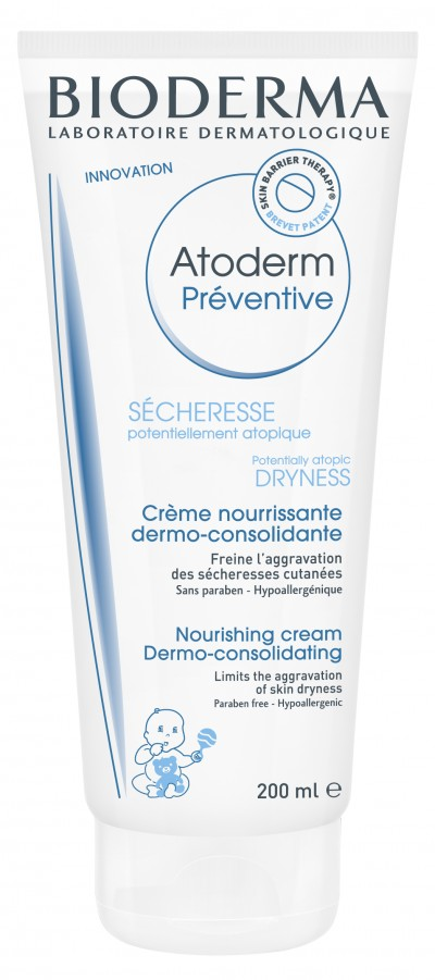 Bioderma Atoderm Preventive Crema x 200 ml