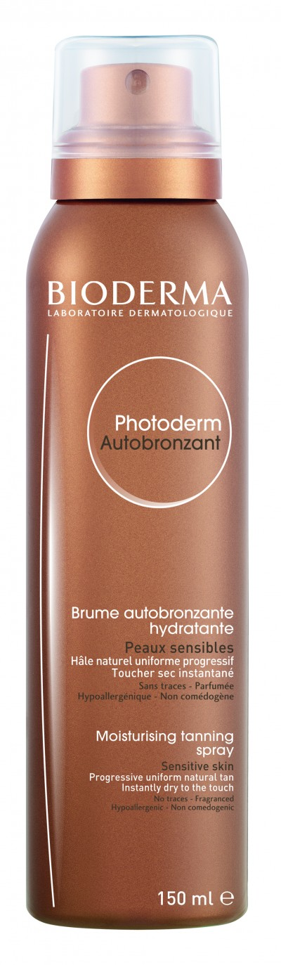 Bioderma Photoderm Spray Autobronzant x 150 ml
