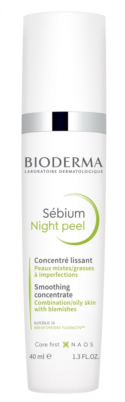 Bioderma Sebium Night Peel x 40ml