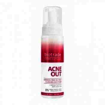 Biotrade Acne Out Spuma de Curatare x 200 ml