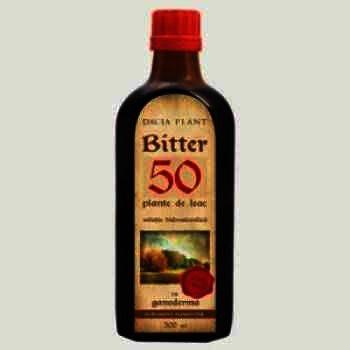 Bitter Ganoderma x 200 ml - Dacia Plant