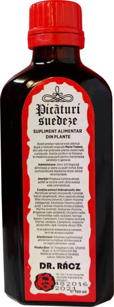 Bitter Suedez x 100 ml - Parapharm
