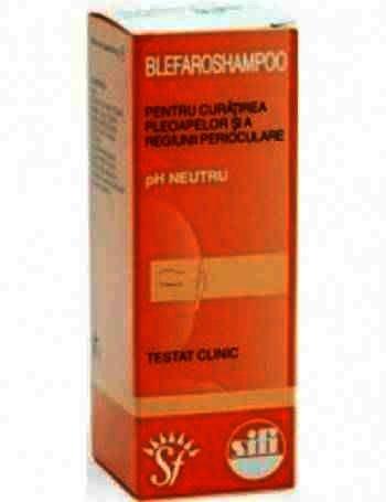 Blefaroshampoo-Sifi