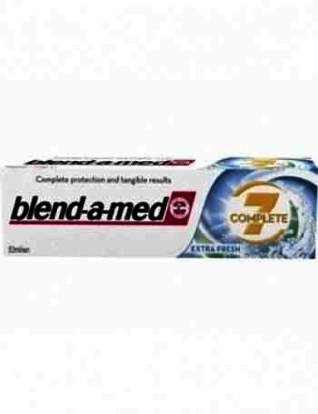 Blend A Med Complete 7 Extra Fresh x 50 ml