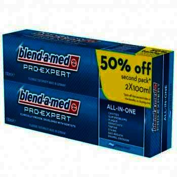 Blend A Med Pro Expert All in ONE Fresh Mint 75ml