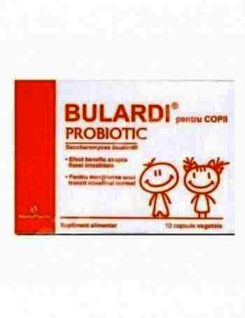 Bulardi pt. Copii - cps. x 10