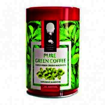 Cafea Verde Macinata x 100 g - Bis-Nis