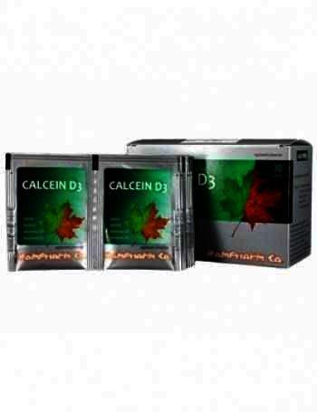 Calcein D3-plic x 30 - Rompharm