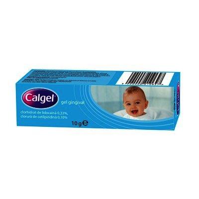 Calgel Gel Gingival x 10 ml - GSK