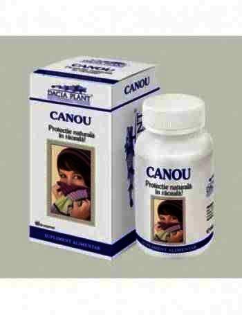 Canou -cpr. x 60 - Dacia Plant