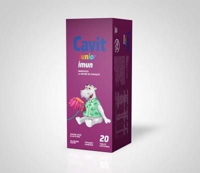 Cavit Junior Imun -cpr.mast x 20 - Biofarm