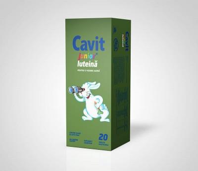 Cavit Junior Luteina -cpr.mast x 20 - Biofarm