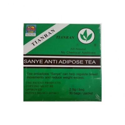 Ceai Antiadipos plic x 30 - Sanye