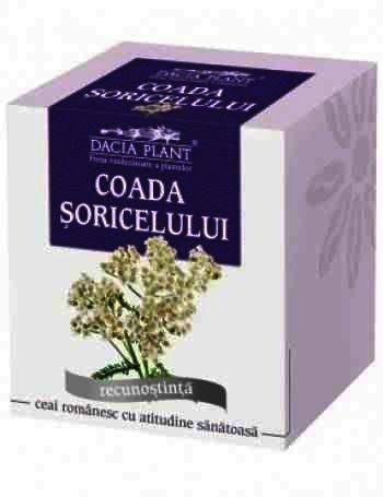 Ceai Coada Soricelului 50 g Dacia Plant